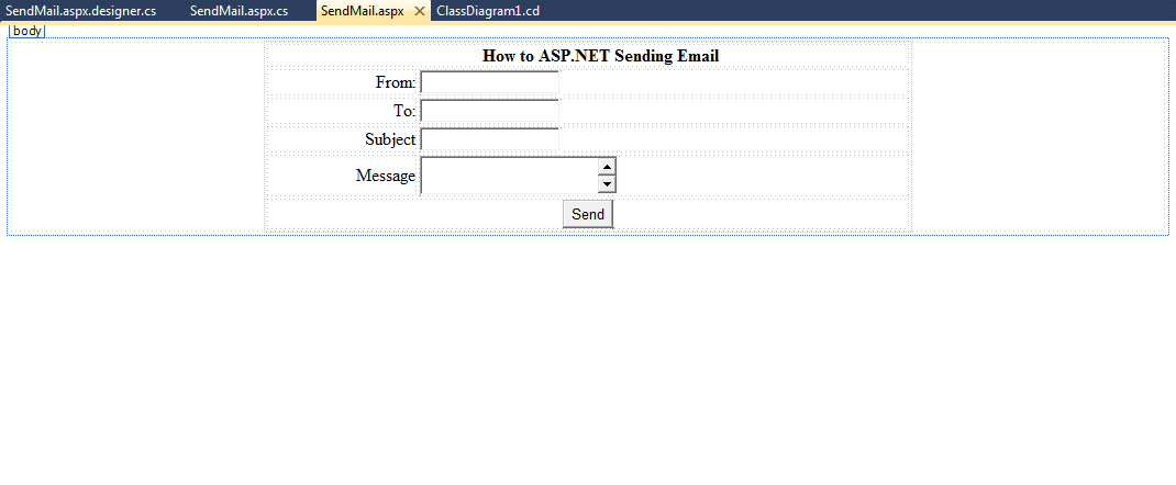 ASP.NET Sample Programs with Source Code